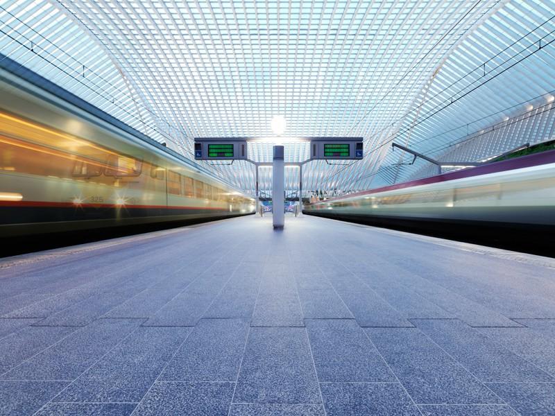 Guillemins Station Liége
